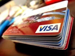 credit card business funding